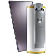 Le chauffe-eau solaire De Dietrich Inisol Uno E