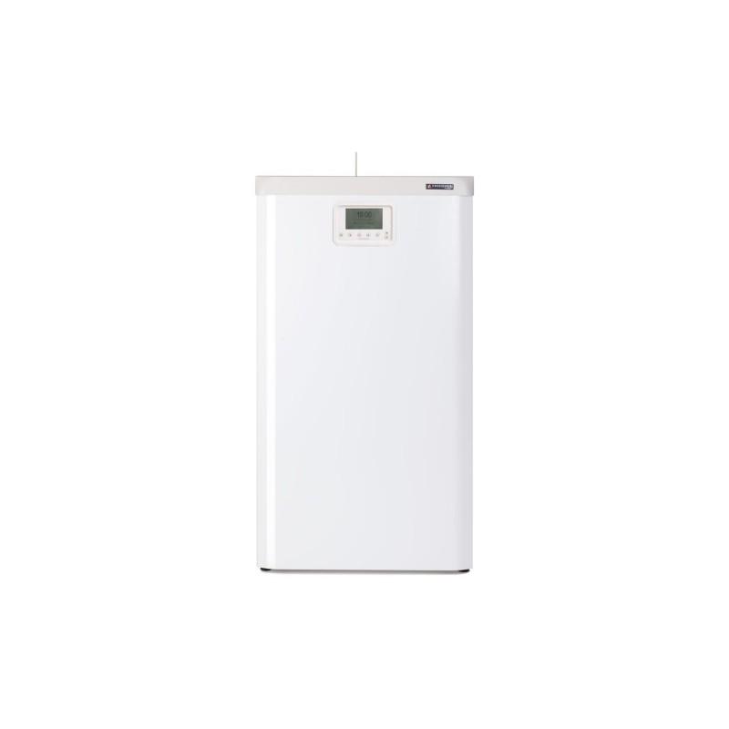 chaudi re gaz condensation sol frisquet prestige 32 kw chauffage ecs nord. Black Bedroom Furniture Sets. Home Design Ideas