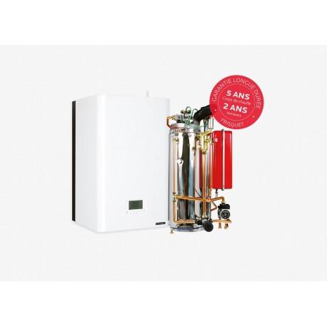 Chaudière Hydromotrix condensation Frisquet 20 KW