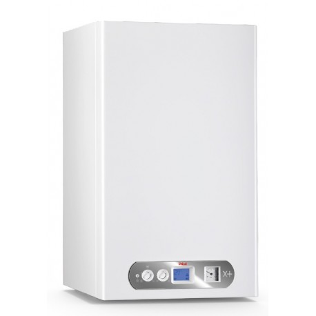 Chaudière à condensation X+ C 35 - ECS