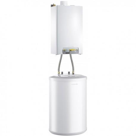 Chaudière gaz murale à condensation Vivadens MCR 24/BS 130 PLUS