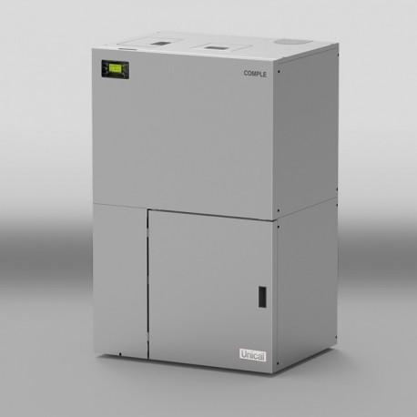Chaudière à granules de bois Unical COMPLE 34 kW