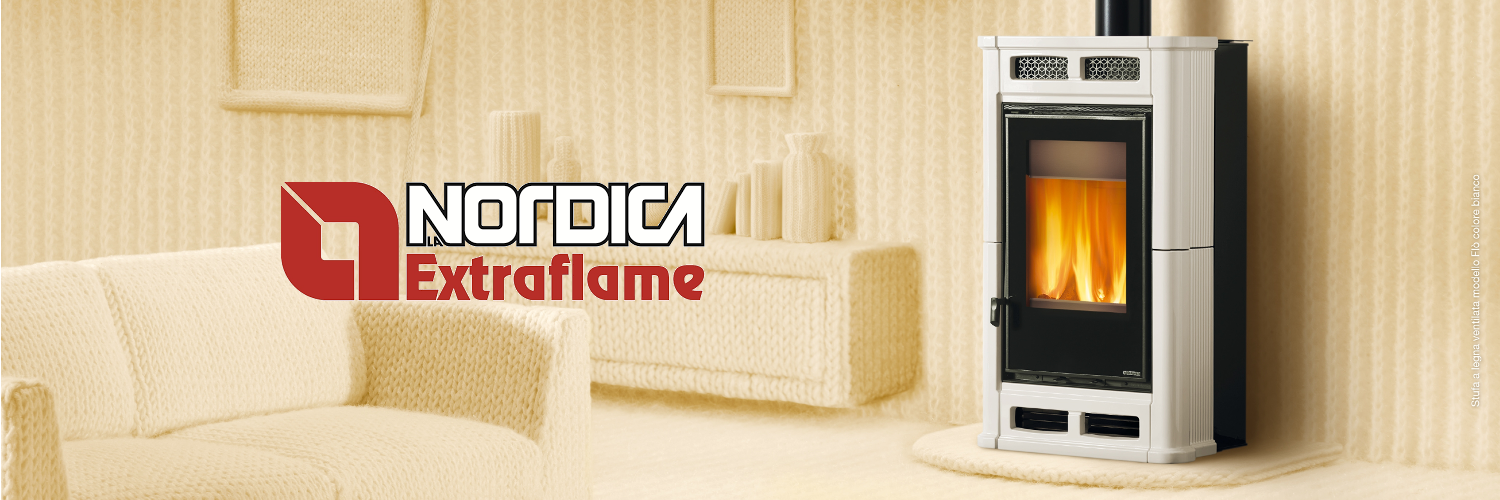 Poele a granules Nordica Extraflamme